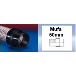 Mufa pem 50mm
