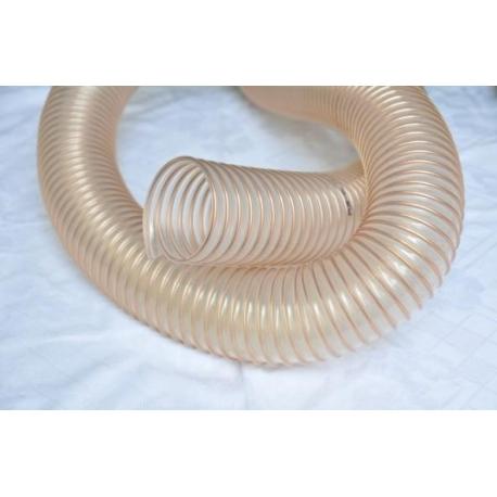 Wąż ssący / przewód techniczny pur 50 mm ścianka 0,7 mm