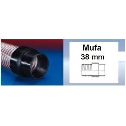 Mufa pem 38mm