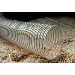 Wąż ssący / przewód techniczny pur 38 mm ścianka 0,9 mm