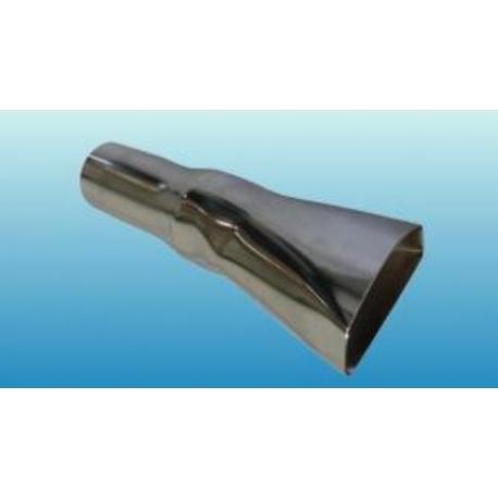 Ssawa stalowa szeroka 38 mm