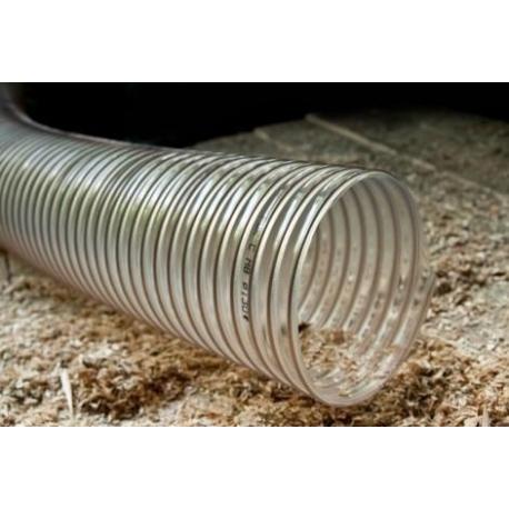 Wąż ssący / przewód techniczny pur 38 mm ścianka 1,4 mm