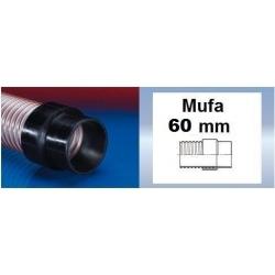 Mufa pem 60mm - 63mm