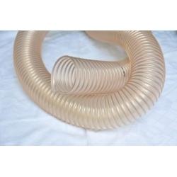 Wąż ssący / przewód techniczny pur 63 mm ścianka 1,4 mm