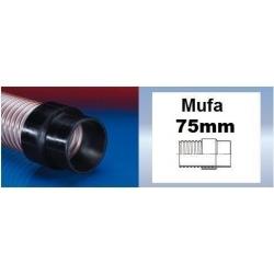 Mufa pem 75mm