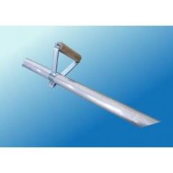 Ssawa z rączką do dużych ilości materiałów 75 mm 1,5m długości