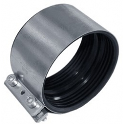 Opaska do łączenia rur do instalacji centralnego odkurzania