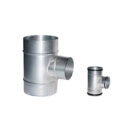 Orurowanie do instalacji odpylania średniociśnieniowe