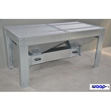 Stół ślusarsko - spawalniczo - szlifierski na wymiar