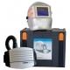 System nawiewowy Autoflow XP® z przyłbicą spawalniczą Autodark® 750