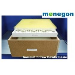 KOMPLET FILTRÓW DOP BOXAIR BASIC