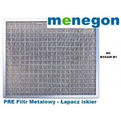 Filtr główny BOXAIR M1 Menegon