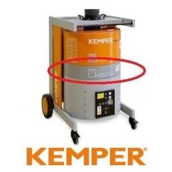 Zamienny wkład węgla aktywnego do MAXIFIL z węglem aktywnym Kemper 1090505