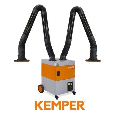 Kemper Profimaster z 2ma ramionami 3m z rurą 60650DA104 i dostawą