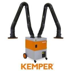 Kemper Profimaster z 2ma ramionami 4m z rurą 60650DA105 i dostawą