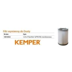 Filtr membranowy do Dusty Kemtex 1090432 - NOWEGO TYPU !