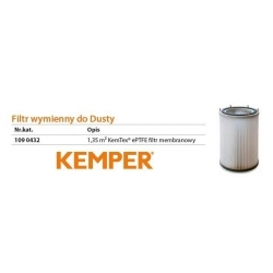 Filtr membranowy do Dusty Kemtex 1090432
