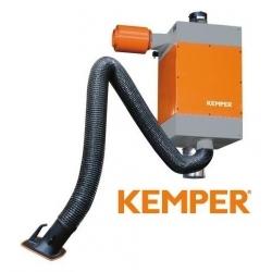 Kemper Stacjonarny filtr nabojowy ramię z wężem 2m 83100100 z dostawą