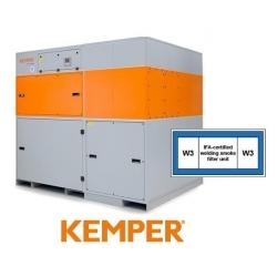 Kemper Centrala filtrowentylacyjna 8000 moc ssąca 1 750 m3/h - 2 520 m3/h