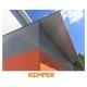 Wykonanie pogodowe - posadowienie na zewnątrz do central filtrowentylacyjnych Kemper