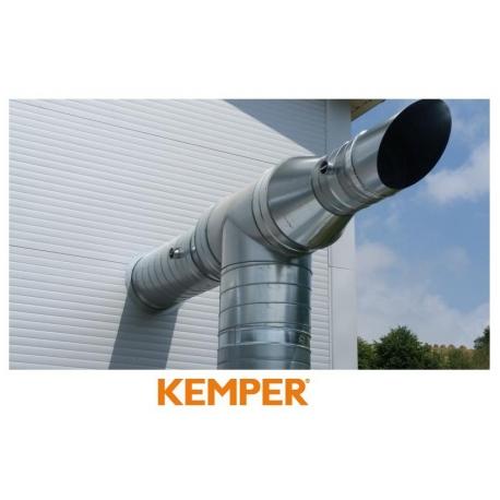 System lato /zima do central filtrowentylacyjnych Kemper
