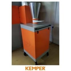 Napylacz proszku na filtry do central filtrowentylacyjnych Kemper