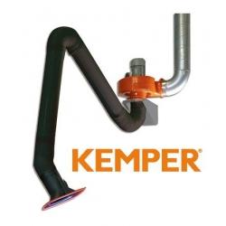 Rurowy komplet odciągowy Kemper 4m rura 79 504 201 z dostawą