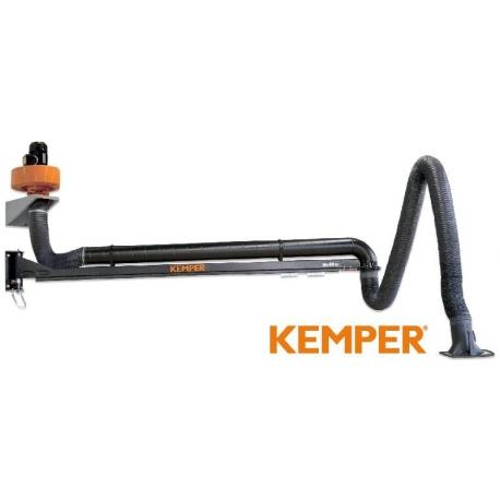 Zestaw odciągowy Kemper 6m wąż 79 206 201