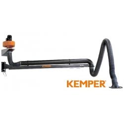 Rurowy komplet odciągowy Kemper 6m rura 79 706 201 z dostawą