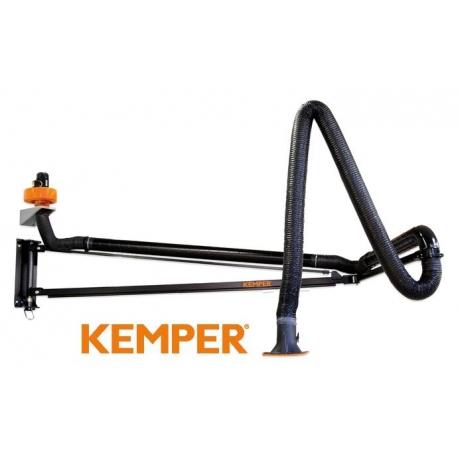 Zestaw odciągowy Kemper 8m wąż 79 308 201