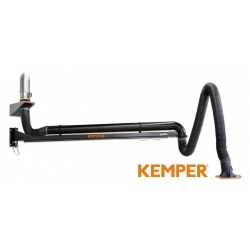 Ramię odciągowe KEMPER w wykonaniu z wężem 7m 79007