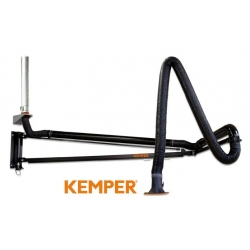 Ramię odciągowe KEMPER w wykonaniu z rurą 8m 79808