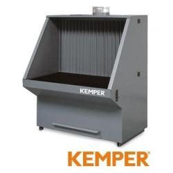 Kemper Stół szlifierski 1360x1060x1700 do podłączenia odciągu 99 820 0023