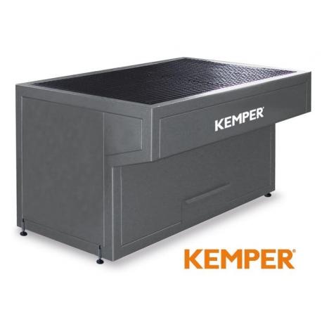 Stół spawalniczy Kemper 100*800*850 mm do połączenia z odciągiem 950 490 047