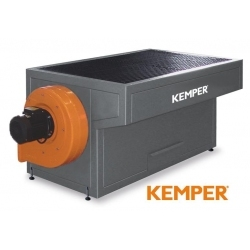 Stół spawalniczy Kemper 1000*800*850 mm z wentylatorem 2200 m3/h 95 021 111