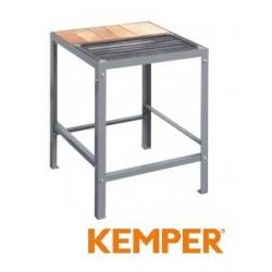 Stół spawalniczy szkoleniowy Kemper 600*600*800 mm Z SZUFLADĄ 95 020 300