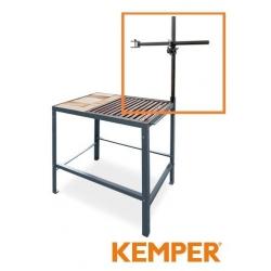 Stojak do mocowania przyrzadu spawalniczego do stołów szkoleniowych Kemper 998 800 011