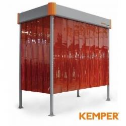 Okap odciągowy Kemper VarioHood 1350*1800mm 2320403