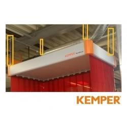 Komplet 5 metrowych zawieszeń łańcuchowych do okapu odciągowego Kemper VarioHood 1190441