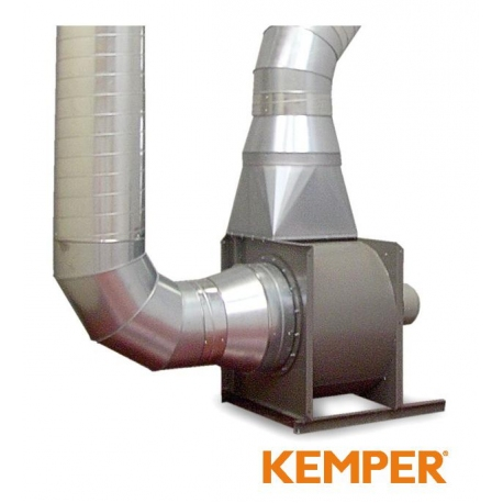 Wentylator centralny Kemper 921 0360 130 Wydajność : 2000 m3/h - 4000 m3/h