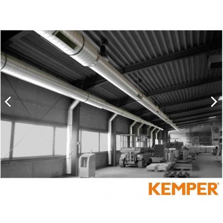 System Push - Pull Kemper wentylacja wypierająca 99 870 100