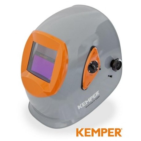 Przyłbica spawalnicza Autodark® 660x zewnętrzne sterowanie