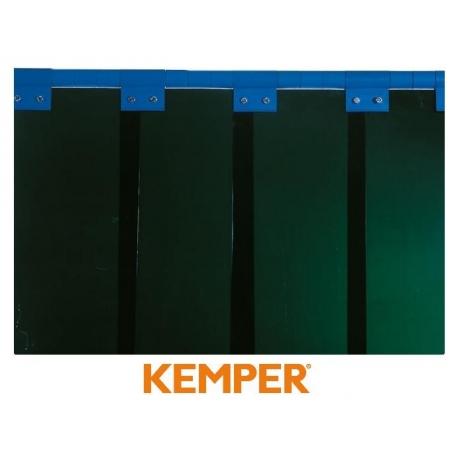 LAMELE NA METRY - Kemper - na zapytanie - S9 ciemnozielona
