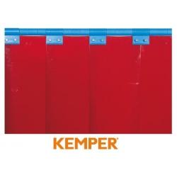 LAMELE NA METRY - Kemper - na zapytanie - czerwona