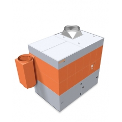 Kemper Centrala filtrowentylacyjna 34110 WELDFIL moc ssąca 7.500 m3/h - 10.080 m3/h
