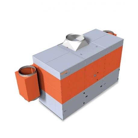 Centrala filtrowentylacyjna 9000 moc ssąca 7 000 - 10 080 m?/h