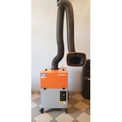 2. POTESTOWY Kemper Smartmaster 3m ramię z wężem 64330 NOWE FILTRY GWARANCJA, CZAS PRACY 122 H
