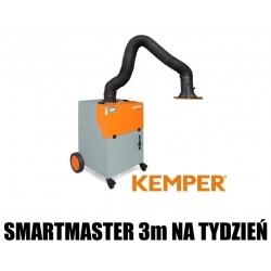 1 PEŁNY TYDZIEŃ WYPOŻYCZENIE Kemper Smartmaster 3m ramię z wężem oraz matą aluminium