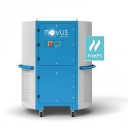 Novus AIRTOWER GO 10000 F - Pyły i dym