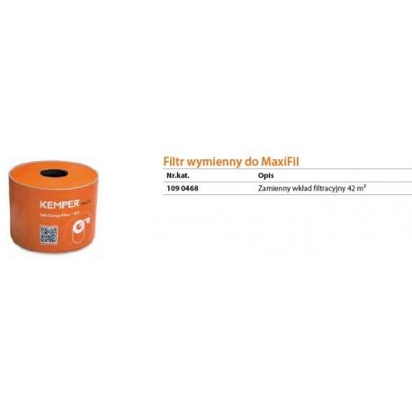 Zamienny wkład filtracyjny 42m2 do Maxifil 1090468